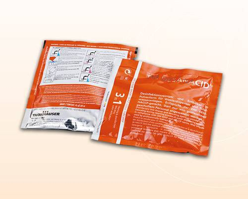 easyDrink Desinfektionsreiniger in Pulverform